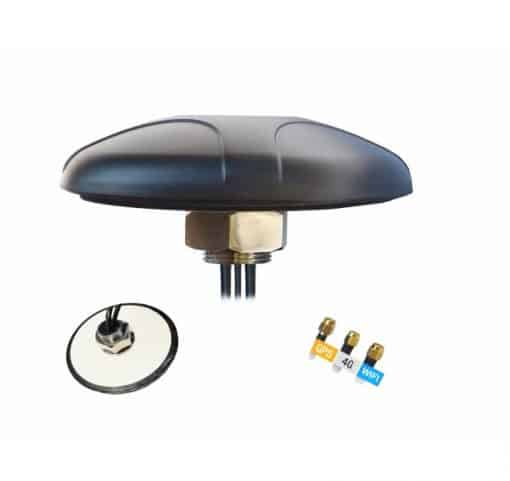 Blackhawk M2M Low Profile Antenna -  3G/4G/WIFI + GPS