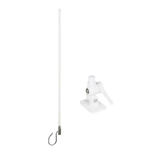 Blackhawk High Gain Omni Marine Antenna - nylon adjustable mount