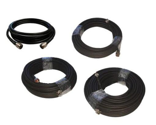 PT-400 Cable N/male - N/male LSHF