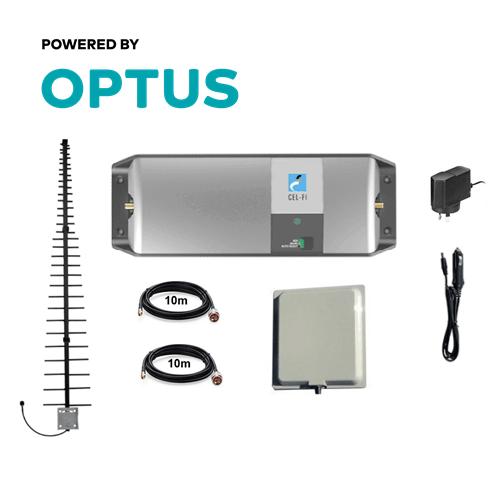 Cel-Fi GO Optus Building MARS 5dBi + LPDA