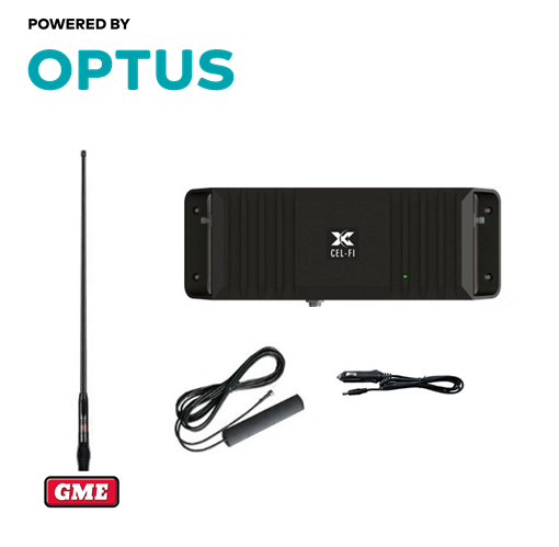 Cel-Fi GO2 Optus Trucker GME AT4705B Pack