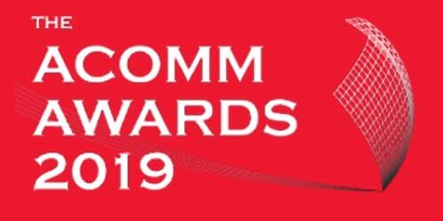 ACOMM awards