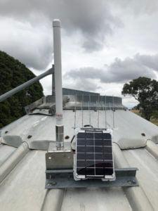 MLA - Grain Silo Solar & Antenna sml
