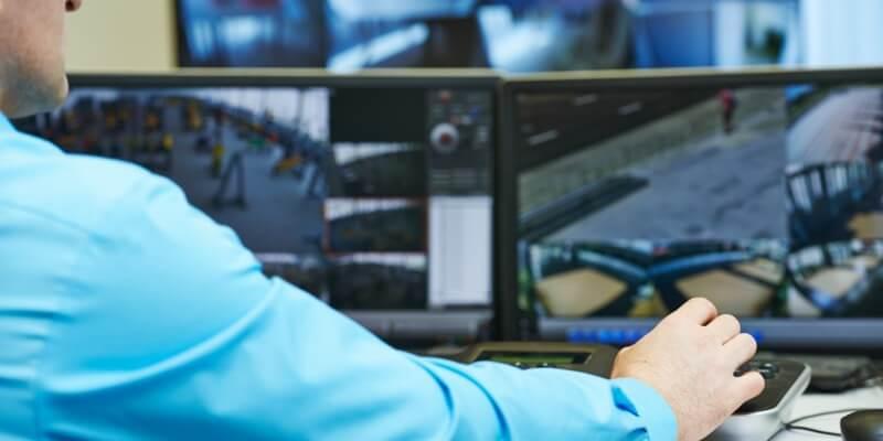 Video Surveillance System – Monitoring & Recording