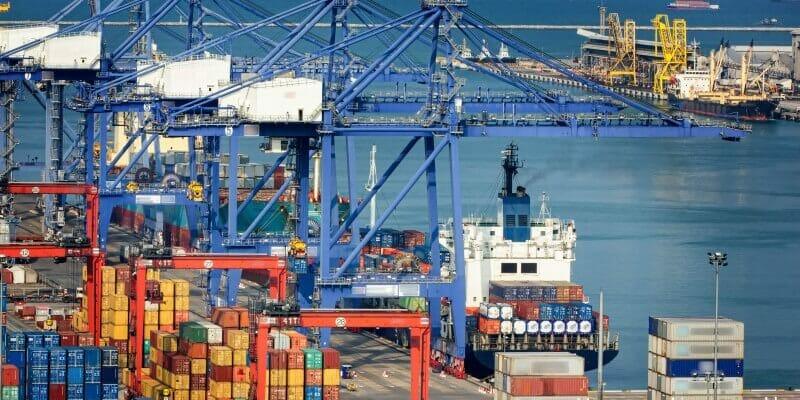 Shipping Port WiFi Deployment – An Easy Choice