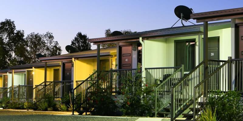 Accommodation Park Wifi Case Study