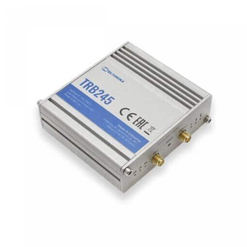 Teltonika TRB245 - CAT4, Ethernet, RS232/RS485, Digital I/O, GPS