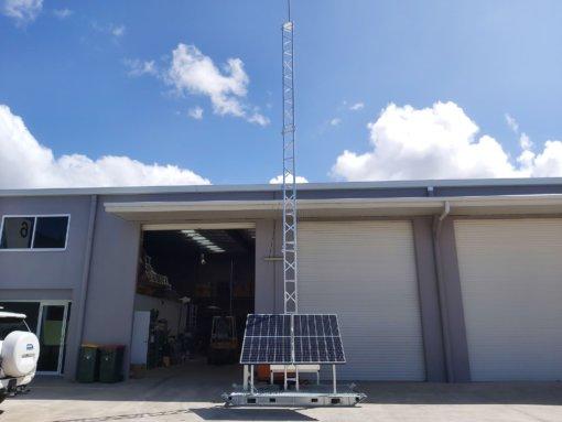 Blackhawk AL340 Communications Skid