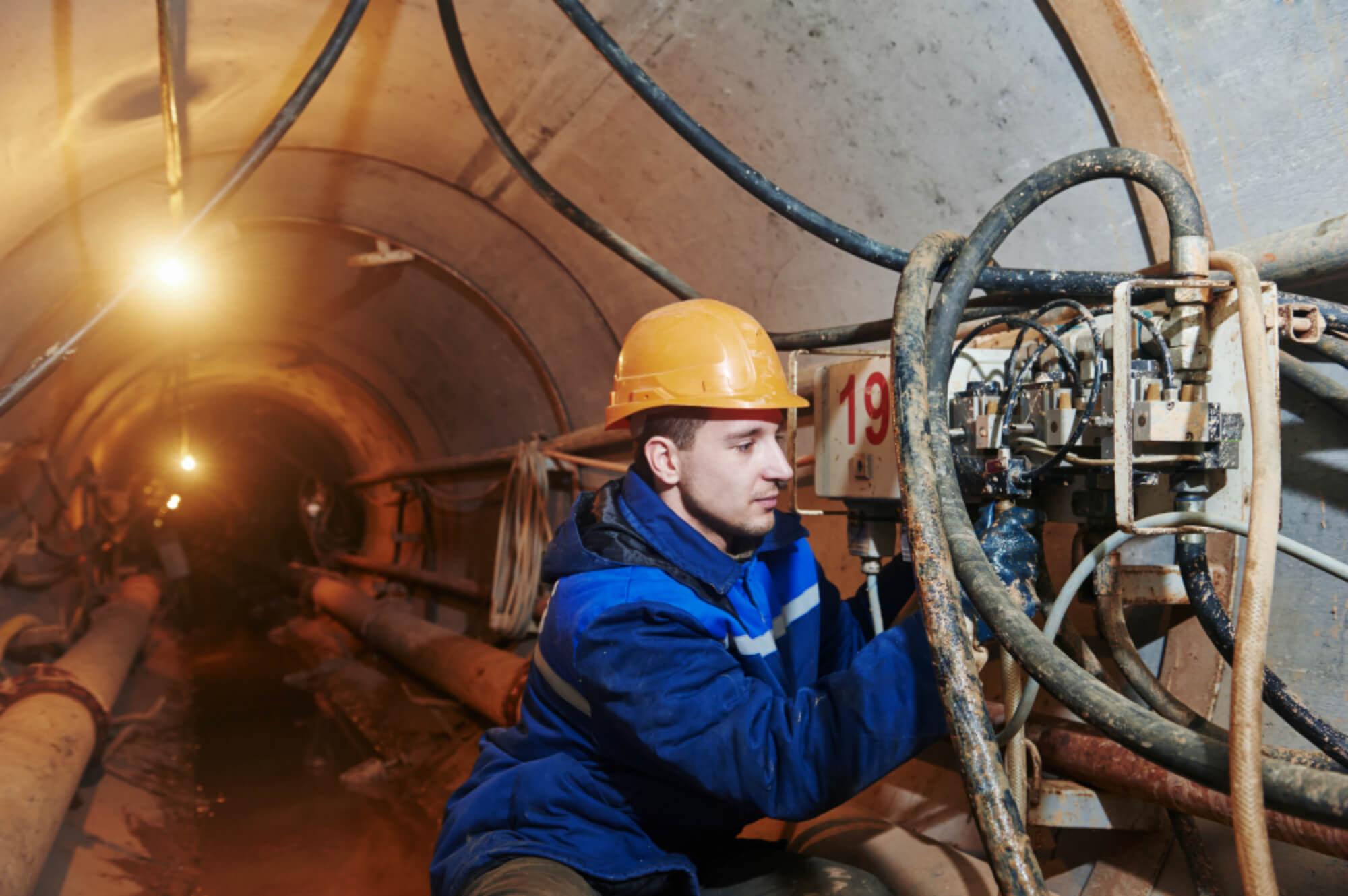 Wi-Fi Underground Communication System