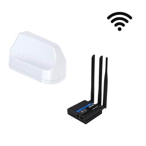 RV WiFi Pack 1 - Poynting MIMO + Teltonika RUT240