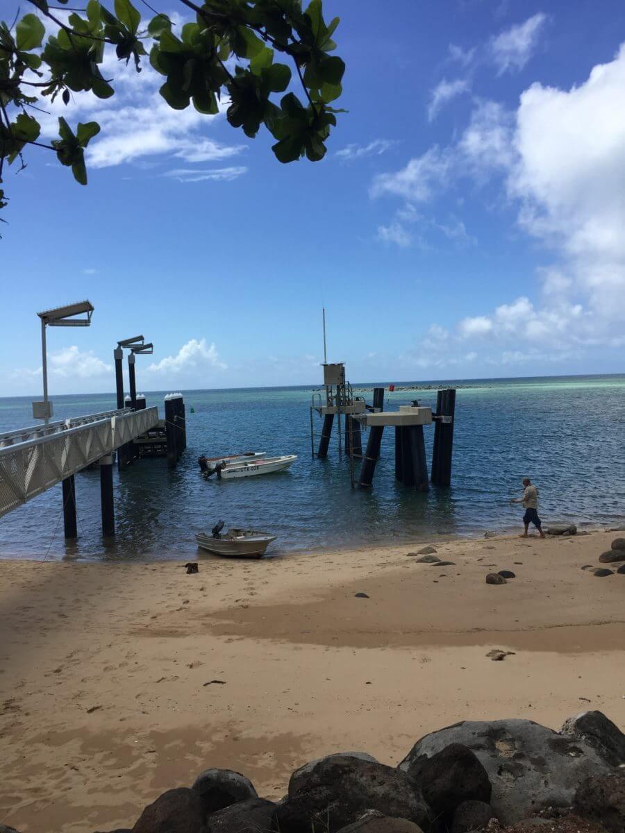 Ugar Island Torres Strait - Cel-Fi GO