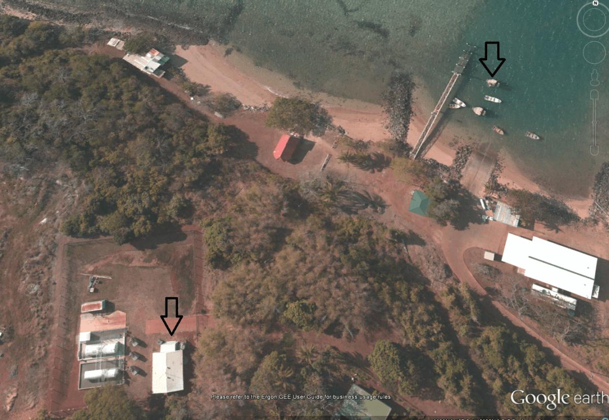 Ugar Island Torres Strait Cel-Fi GO