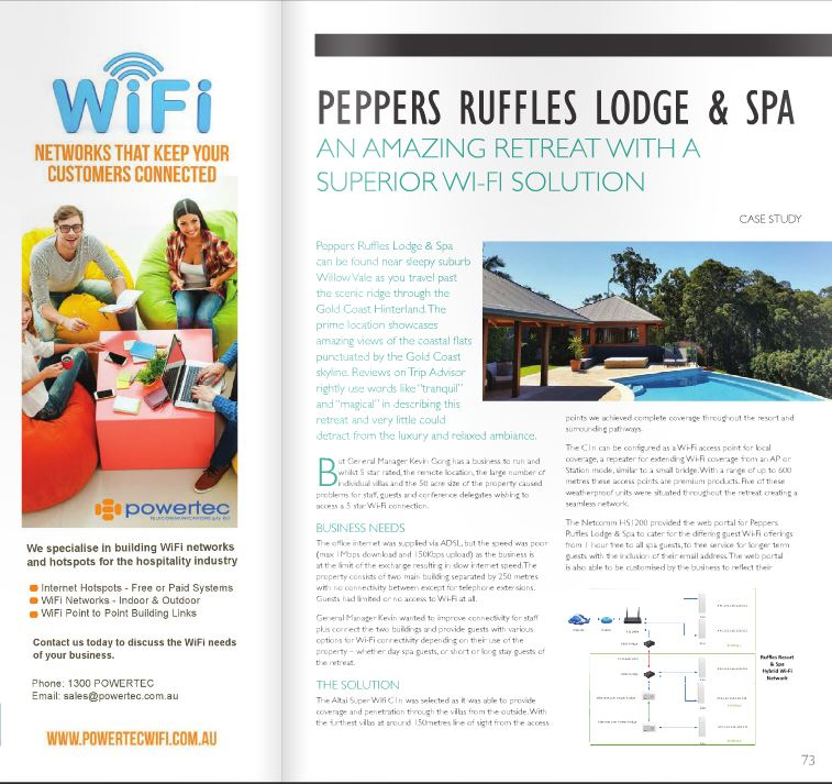 Page1 The Hotel Engineer Magazine Altai Super WiFi